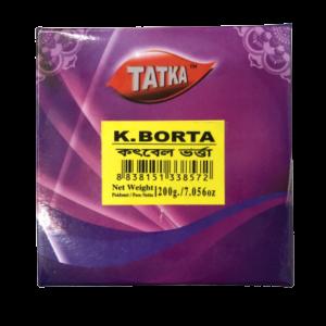 Tatka Kodbel Bhorta