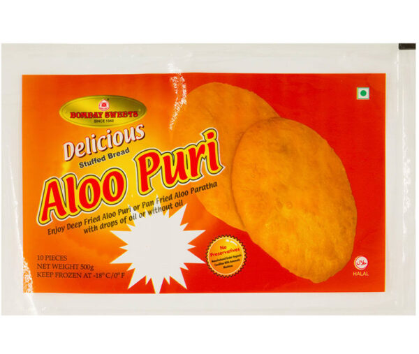 Bombay Aloo Puri