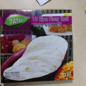tatka rice roti